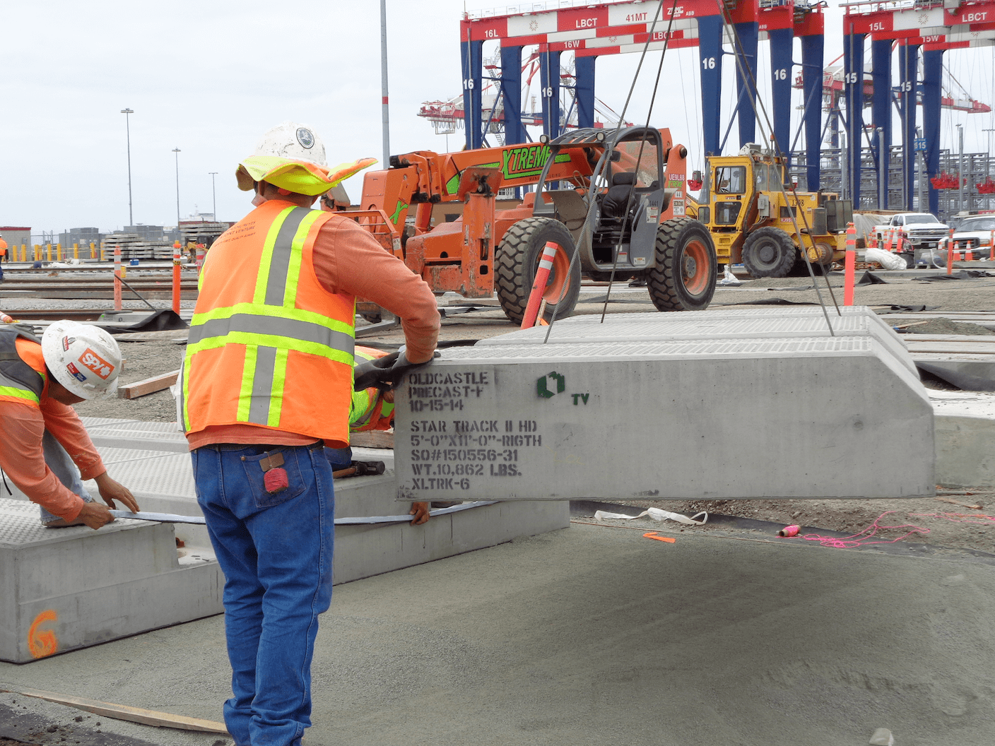 Oldcastle Precast StarTrack);